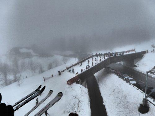Brücke des (Nebel)Grauens