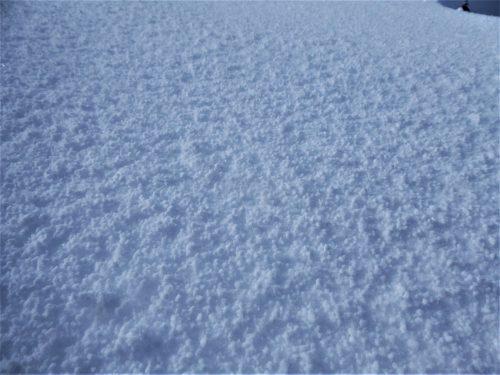 Wasch-Pulver-Schnee