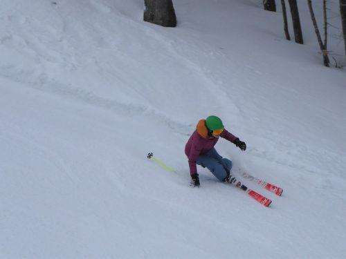 Slalom-Hang